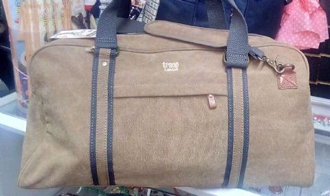 The Large Troop Holdall Duffel